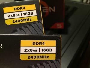 2-for-1 RAM